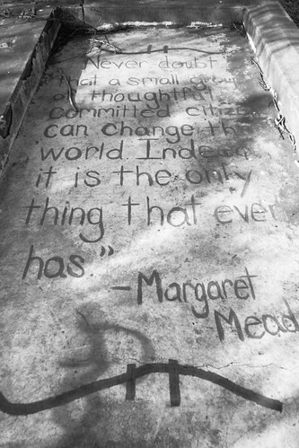 From flickr.com: Margaret Mead Quote {MID-207290}