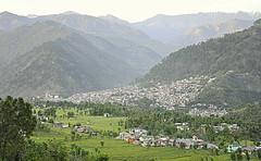Chamba (mala singh) Tags: india mountains town valley himachal himalayas chamba