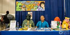 Big Wow! ComicFest 2014 - Wesley Eure (Nerd Gazette) Tags: california comics fun costume cosplay weekend sanjose fujifilm cosplayer 1855mm comiccon xe1 justinjayubo monsterbento bigwowcomicfest bigwowcomicfest2014 justinhasacamera