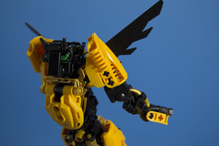 Vespa_05 (Shadowgear6335) Tags: factory lego technic hero bionicle moc
