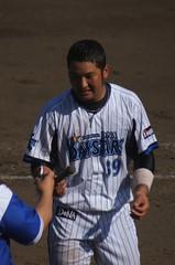 DSC05312 (shi.k) Tags: 横浜ベイスターズ 140601 嶺井博希 イースタンリーグ 平塚球場