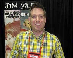 Jim Zub (5of7) Tags: canon powershot 2014 samuraijack suicidesquad calgarycomicentertainmentexpo calgarycomicexpo sx50 comicentertainmentexpo jimzub calgarycomicentertainmentexpo2014 2014incalgary uncannyskullkickers