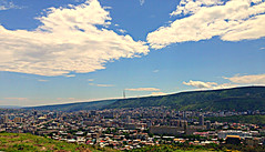 Tbilisi (Geo Max) Tags: city travel sky cloud mountain field georgia landscape landscapes amazing nice interesting europe view sweet outdoor good earth awesome hill well caucasus planet mountainside grassland tbilisi capitals traveler თბილისი საქართველო კავკასია amazingshots worldcities mountainsside