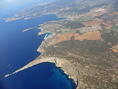 'Mallorca From The Air' (EZTD) Tags: holiday june coast foto photos photographs fotos thomson mallorca majorca stn eltoro 2014 pmi fotograaf santaponsa boeing737800 portadriano thomsonairways eztd eztdphotography thomsonairlines photograaf canonpowershotsx240hs tom5213