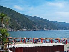 Cinque Terre, Monterosso (Kurtsview) Tags: italy cinque terre monterosso beach mediterranean outdoor summer landscape seaside shore