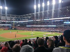 20161014_201734_Richtone(HDR) (reddawg5357) Tags: progressivefield clevelandindians cleveland clevelandohio chiefwahoo alcs indians tribetown tribetime mlb baseball bluejays