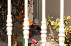 secrets by QFS_mlp (QueenFaeeStudio) Tags: luci ombre contrasti lights shadows contrasts canon lanzarote canarie spain sguardi movimento varchi canarias island incontro contatto street laisladeldragon magic magia porta door puertodelcarmen