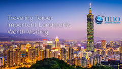 Traveling Taipei - Important Landmarks Worth Visiting (brianjaycruz) Tags: unotours taipei taiwan taipei101 philippines travel leisure travelph tours travelandtours travelagency