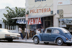 Holiday Shoes storefront at 1782 8th St. in Little Havana (State Library and Archives of Florida) Tags: florida miami littlehavana shoestores store storefronts holidayshoesstore