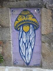 Graff in Porto - Hazul (brigraff) Tags: streetart sprayart spray aerosol drawing painting porto portugal hazul brigraff mduse