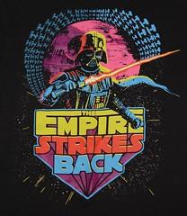 Star Wars Empire Strikes Back (itstayedinvegas-4) Tags: graphicteeshirt disney starwars darthvader theempirestrikesback lukeskywalker hansolo