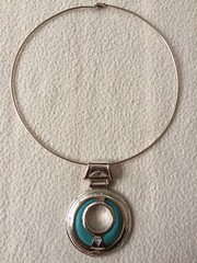 IMG_0349 (Tuareg Jewelry) Tags: tuareg jewelry silver finesilver ebony agate colliers necklaces tuaregjewelry tuaregjewellery
