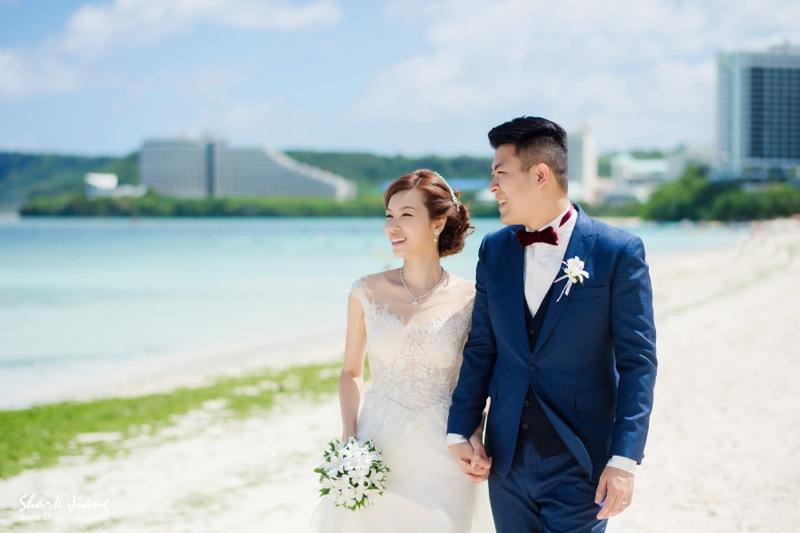 海外婚禮攝影,海外婚紗,關島婚禮,璀璨鑽石教堂,Jewel by the Sea,