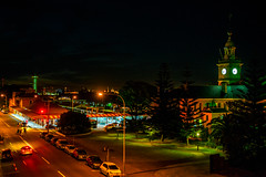 Newcastle-at-night_DSC2178 (Mel Gray) Tags: newsouthwales newcastle nightphotography hunterregion citycentre