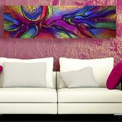 Sofa vor lila Wand (Victoria Stothard Gallery) Tags: interieur wohnzimmer sofa zimmer zuhause hausrat architektur leben wohnen apartment gebude loft innenaufnahme mbel wohnung germany