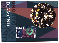 Diamond (esgo747) Tags: stamp briefmarke australien australia