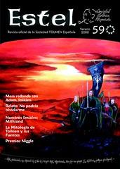 Sociedad_Tolkien_Espanola_Revista_Estel_59_portada (Sociedad Tolkien Espaola (STE)) Tags: ste estel revista tolkien esdla lotr