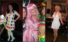 Collage14 (MaryAnn Ginger) Tags: cd crossdress halloween crossplay cosplay costume tgirl tranny tran sexy
