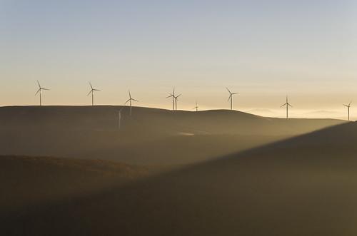 Wind farm, 11.10.2014.