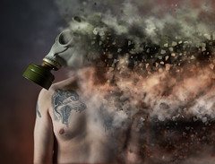 Arty (gas mask)