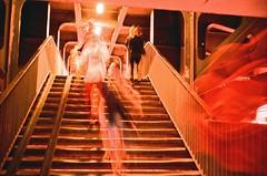 Warsaw. Summer 2016. (Marcin Kubiak) Tags: expiredfilm rollei velvia xpro 35mm analog believeinfilm city doubleexposure dream filmphotography grain outdoor poland warsaw unposed