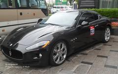 Maserati GranTurismo China 2012-06-23 (NavDam84) Tags: maserati granturismo maseratigranturismo coupe carsinshanghai carsinchina vehiclesinshanghai vehiclesinchina worldcars