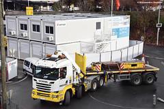 Scania R580 (Alexandre Prvot) Tags: construction travaux chantier worksite buildingsite construccin baustellebauplatz cugn grandnancy lorraine