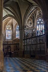 Catedral de Palencia, capillas de la girola (ipomar47) Tags: arquitectura architecture catedral cathedral basilica san antolin catedraldepalencia catedraldesanantolin belladesconocida gotico gothic palencia espaa spain pentax k20d