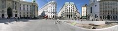 Michaelerplatz, Vienna (panoround hutter) Tags: austria wien viena autriche vienna österreich europa architechture panorama fotograf grafiker 360grad grafikdesigner