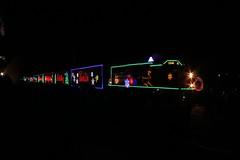 Hartland Holiday Special (MILW157) Tags: cp rail canadian pacific holiday train railroad hartland wi watertown sub christmas gp20c 2246