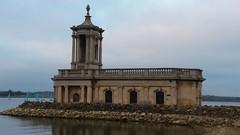 Normanton Church, Rutland Water (SwimmingTrunks) Tags: rutland water newark