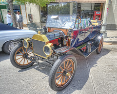 12th Annual Culver City Car Show (dmentd) Tags: ford modelt 1914