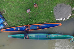 Boat, Pagsanjan, Laguna, Philippines (ARNAUD_Z_VOYAGE) Tags: islands island philippines landscape boat sea southeast asia city people volcano amazing asian moutains sunset street action cars jeepney tricycle architecture river tourist capital town municipality bangkeros filipino filipina