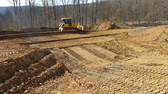 Off-road vehicle trail construction (AccessDNR) Tags: 2016 construction offroadvehicletrail orv savageriver stateforest garrettcounty