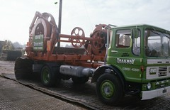 img997 (foundin_a_attic) Tags: aec 1975 trackway 0869 4661 eve construction nud 881 p mercury green industrial machinery