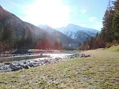Tao te ching (Umberto Ragni) Tags: monterosa montagna river valledaosta light