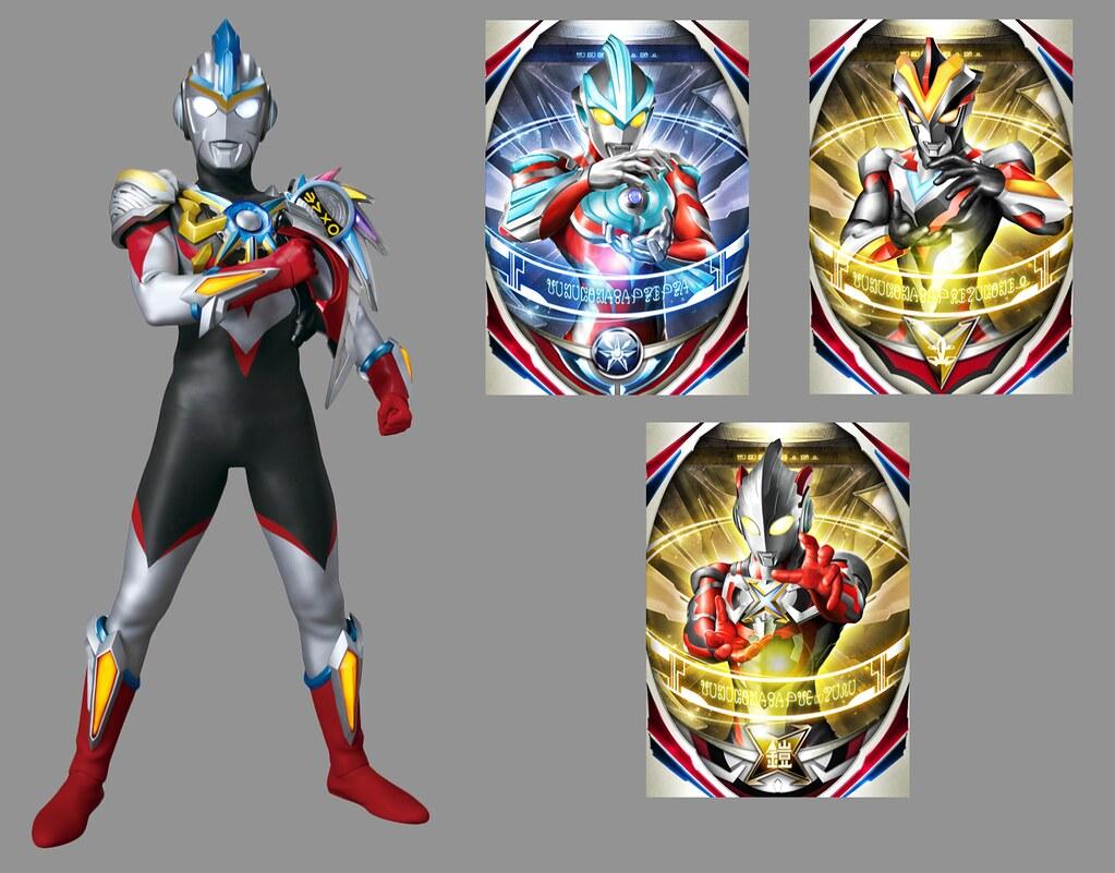 Last Fellow Ultraman Wiki Fandom Powered By Wikia Ultraman Orb The