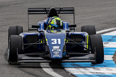 DPTE7605flk (a1paul) Tags: donington park general test 2nd june 2016 lando norris