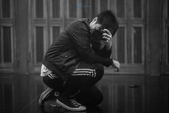 DSC_8812 (Photographer Wuchi) Tags: taiwan taipei travel traveler street black white wuchi blackandwhite free freedom freeze airchair bboy sunset dancer dance        d750 nikon night