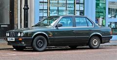 F251 MNA (2) (Nivek.Old.Gold) Tags: 1989 bmw 320i 4door beechwood warrington