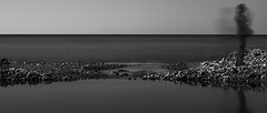 The Photo Maker (R*Wozniak) Tags: longexposure slow shutter lakemichigan blackandwhite bw blackwhite nikond750 nikon 3570mm28 milwaukee