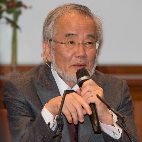 D8E_7431 Yoshinori Öhsumi