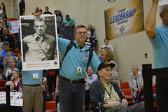 Dawes, Dean 20 Gold (indyhonorflight) Tags: ihf indyhonorflight ben woodward homecoming 20 public2021 dean dawes gold