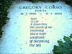 Spirit is Life (d vintage) Tags: cemetery poem headstone tomb tombstone poet verses