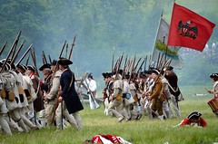 Revolution_156 (Sharp Perspective Photography) Tags: history colonial british reenactment colony musket firelock