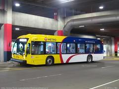 MVTA 4252 (TheTransitCamera) Tags: blue red bus metro line transit service rapid regional brt transitway mvta mvta4252