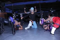 IMG_1350 (Black Terry Jr) Tags: blood wrestling extreme hardcore fenix mascara ichiban lucha libre aaa sangre