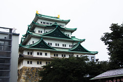 Nagoya Castle (Sean Hay) Tags: castle nagoya