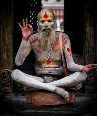 Sadhus of Pashupatinath