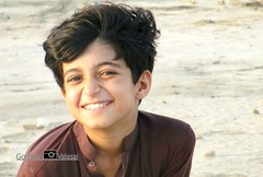 IMG_1305 (Gordhan Valasai) Tags: boy sunset cute boys kids children young bald hyderabad sindh childern